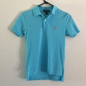 Polo by Ralph Lauren Baby Blue Boys Size 8